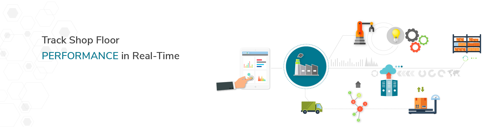 manufacturing logistics analytics company